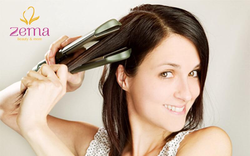 Ưu và nhược điểm khi duỗi tóc nữ tại nhà