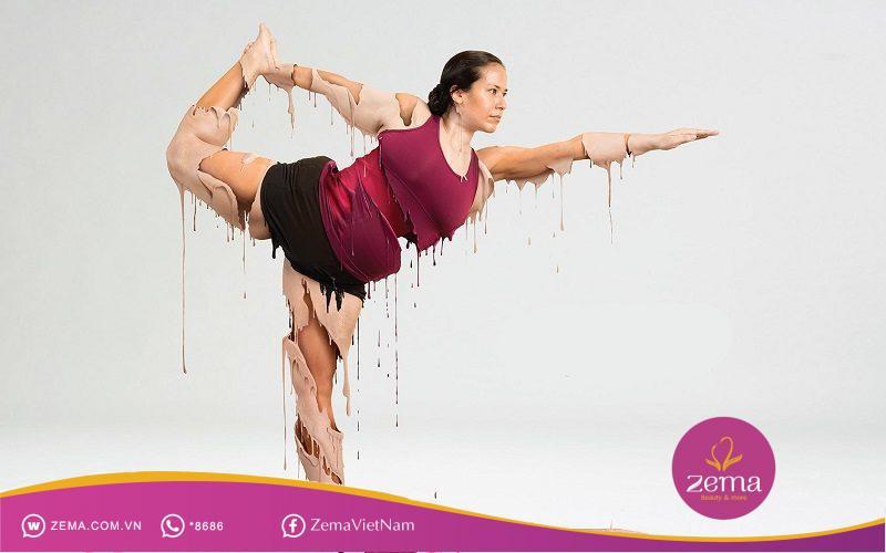 Tập yoga có giảm cân không? Câu trả lời là có vì nó giúp bạn đốt cháy calo rất hiệu quả
