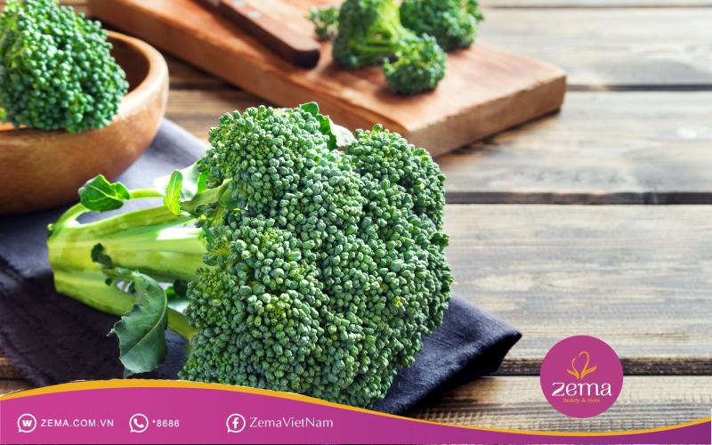 Súp lơ xanh ăn vào buổi tối giúp giảm cân hiệu quả