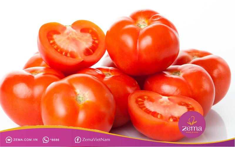 Ăn cà chua vừa giúp giảm mỡ vừa làm đẹp da