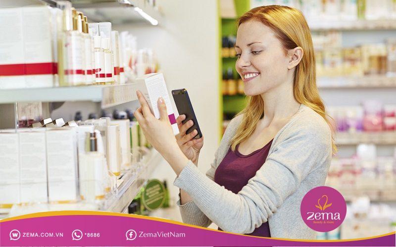 Chọn gel trị mụn nên cân nhắc chọn các sản phẩm có thương hiệu uy tín