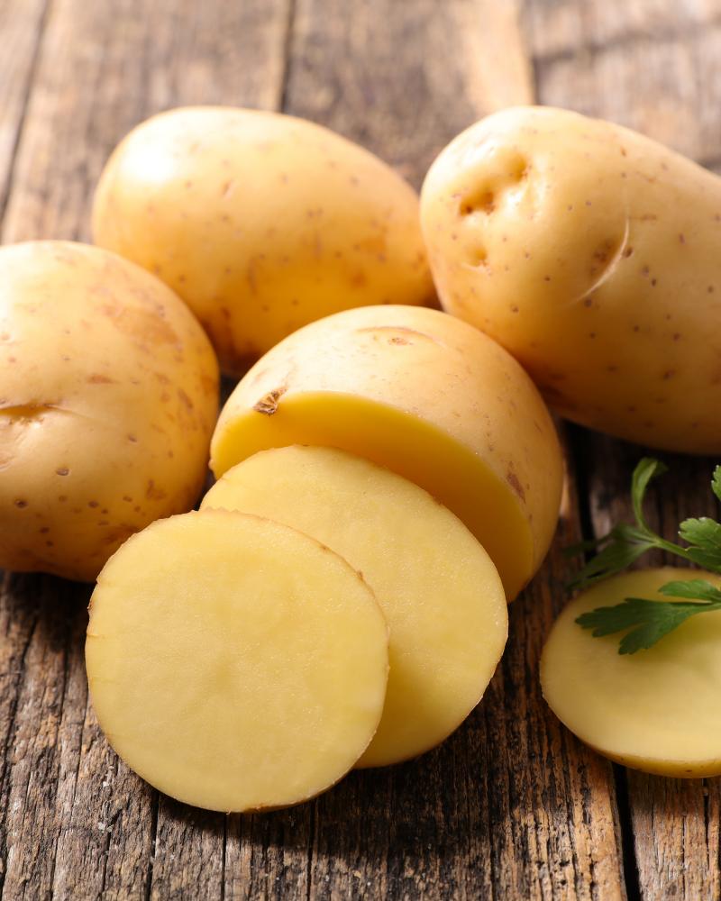 Khoai tây giúp tăng đề kháng cho da