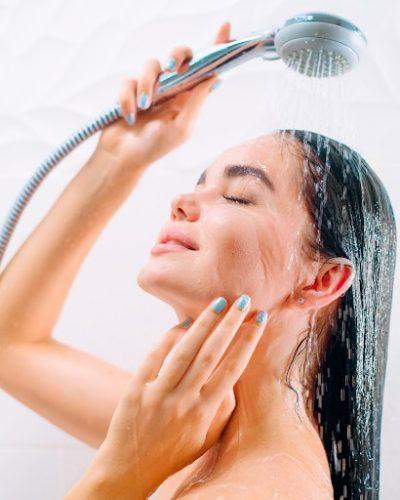 Thói quen tắm trong thời gian phù hợp