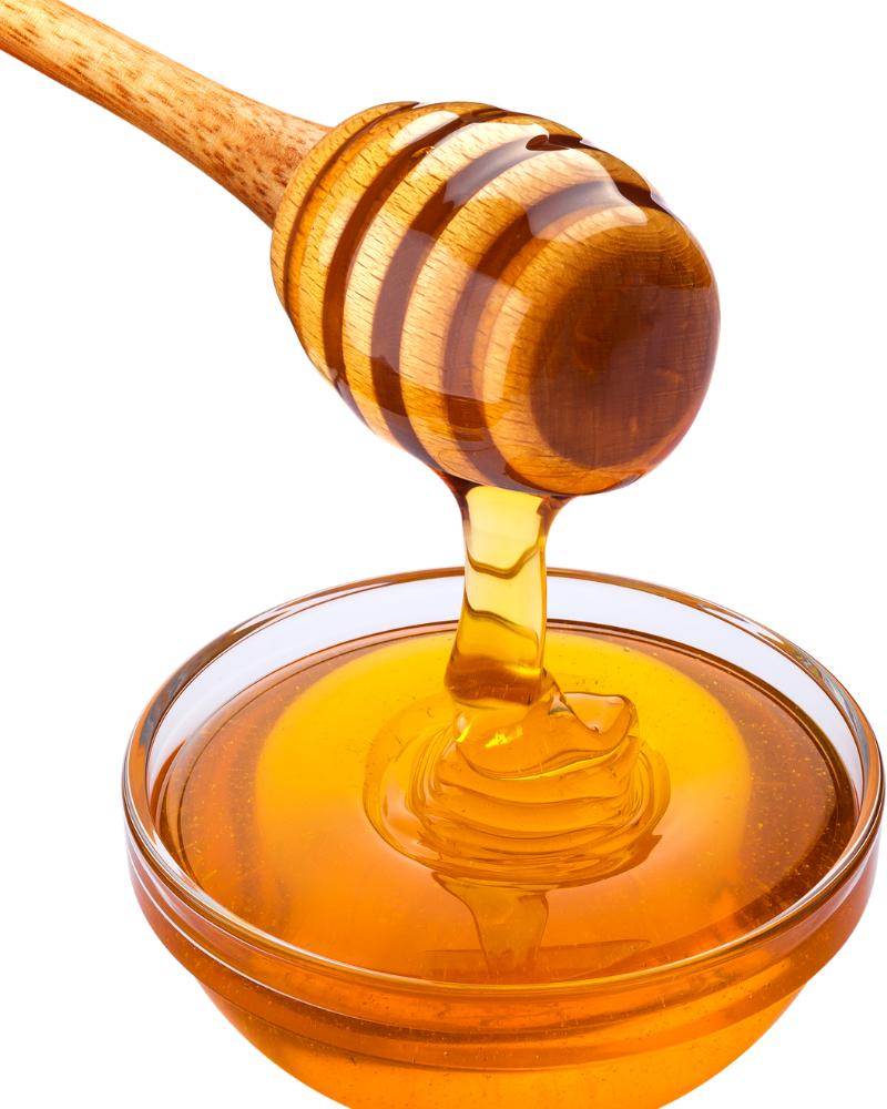 Mật ong giúp làm xẹp mụn nhanh chóng
