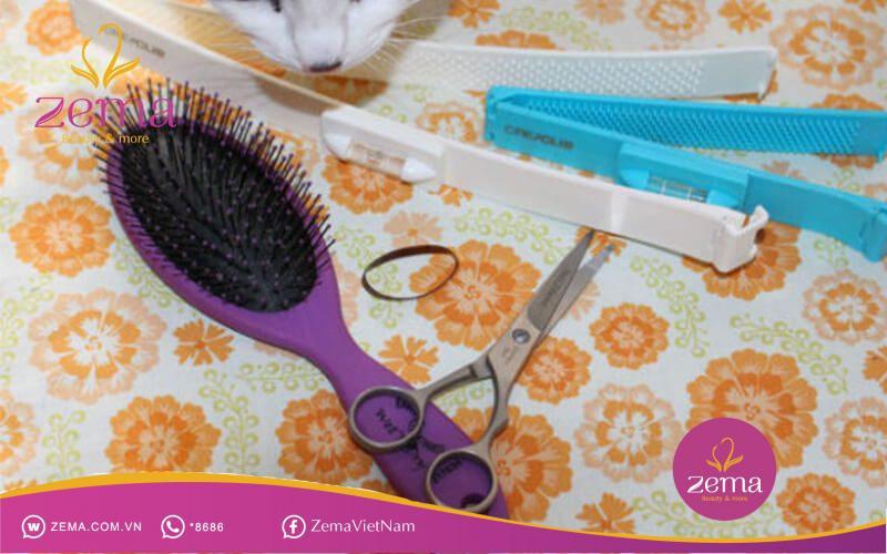 Hướng dẫn cắt tóc tại nhà