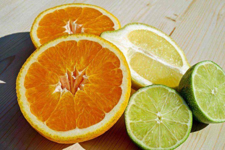 Nguồn Vitamin C tự nhiên có nhiều trong các loại quả họ cam chanh