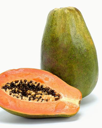 Vitamin e và đu đủ giúp dưỡng ẩm cho da