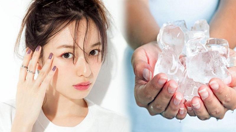 """Những viên đá lạnh có hiệu quả """"thần kỳ"""" với da mụn, giảm sưng viêm rất nhanh"""