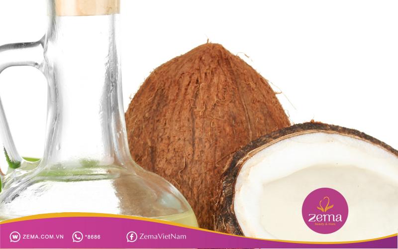 Dầu dừa làm giảm mỡ thừa ở vùng bụng một cách hiệu quả