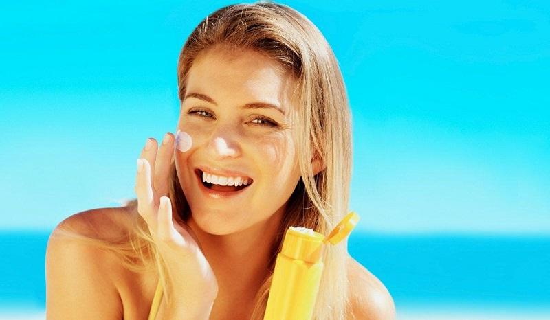 Dưỡng da bắt đầu từ những việc đơn giản nhất như bảo vệ da khỏi ánh nắng mặt trời
