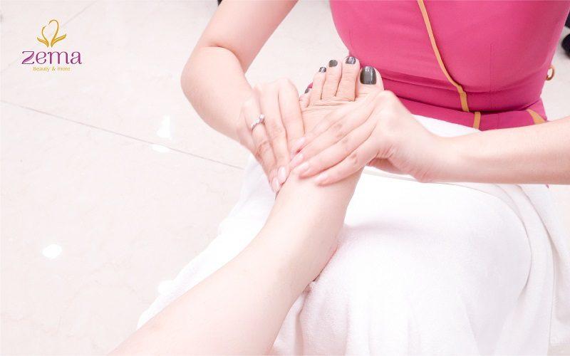 Skin tay chân là gì?
