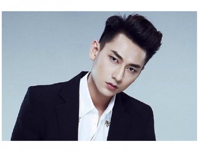 Kiểu tóc nam Hàn Quốc Undercut dựng