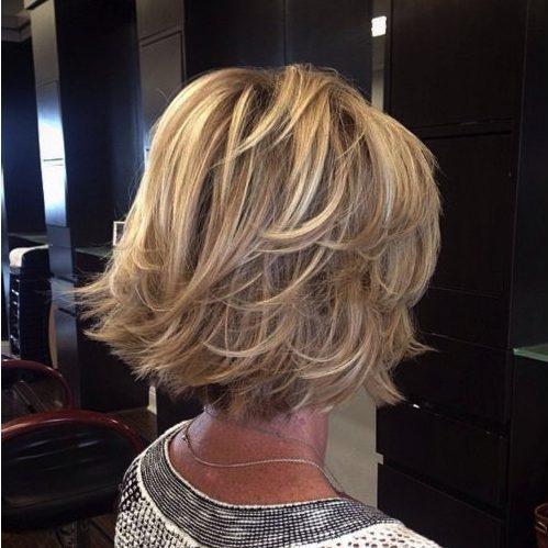 Kiểu tóc Bob cắt layer