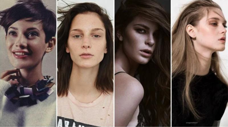 Kiểu tóc phù hợp nhất với khuôn mặt nữ hình tam giác