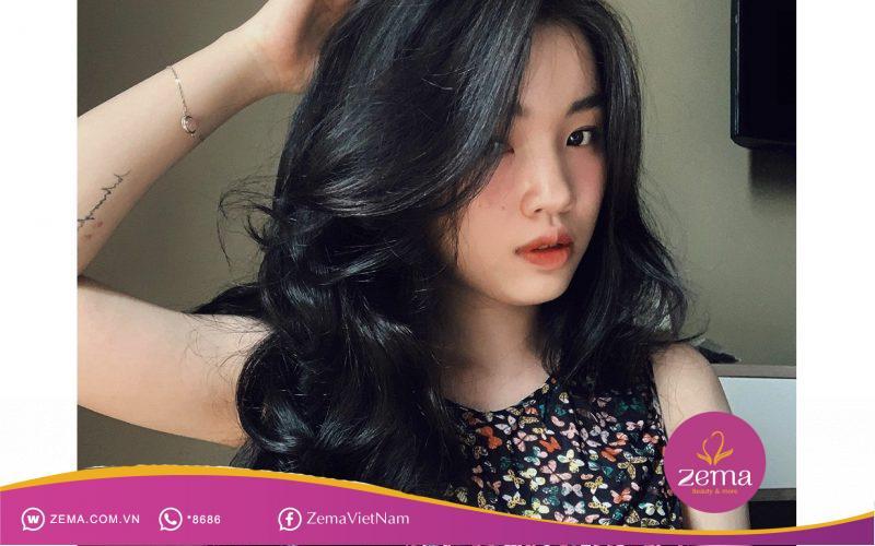 Kiểu tóc lọn lớn cho tuổi 30