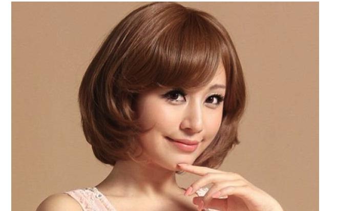 Kiểu tóc cúp lệch cho tuổi 30