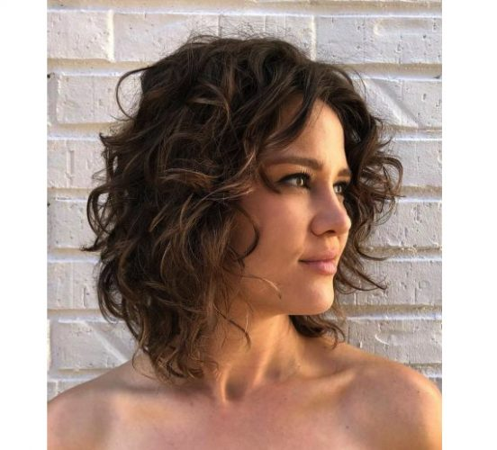 Kiểu tóc Brunette Bob cho nàng thêm quyến rũ