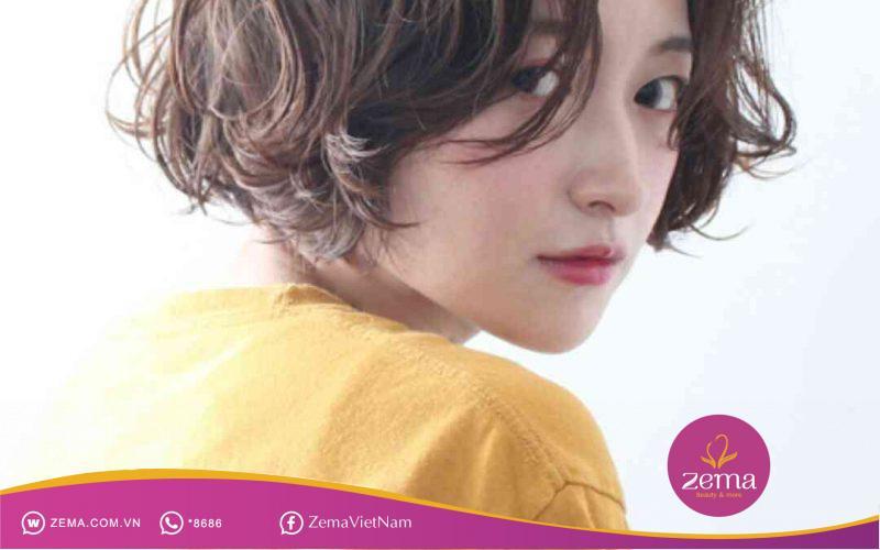 Tóc bob dẫn đầu trong kiểu tóc ngắn mặt vuông giúp nàng quyến rũ nhất