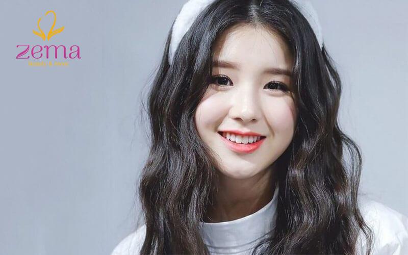 Kiểu tóc ưa chuộng của K-pop.
