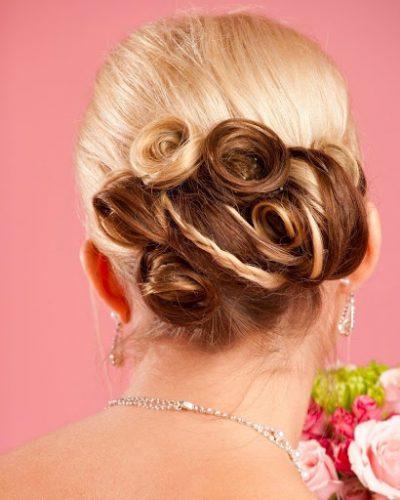 Kiểu búi tóc cổ điển