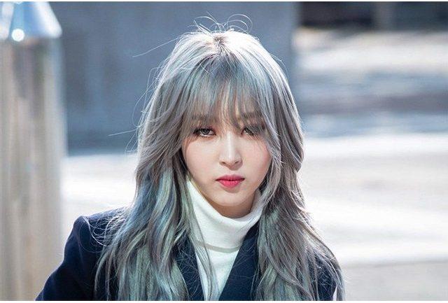 Tóc màu xám khói Hàn Quốc