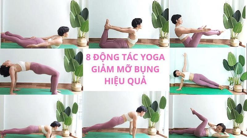 Yoga là môn thể thao được phái đẹp rất yêu thích