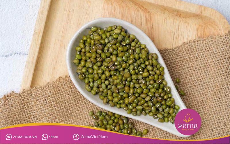 Đậu xanh là một trong những nguồn thực phẩm dồi dào dinh dưỡng