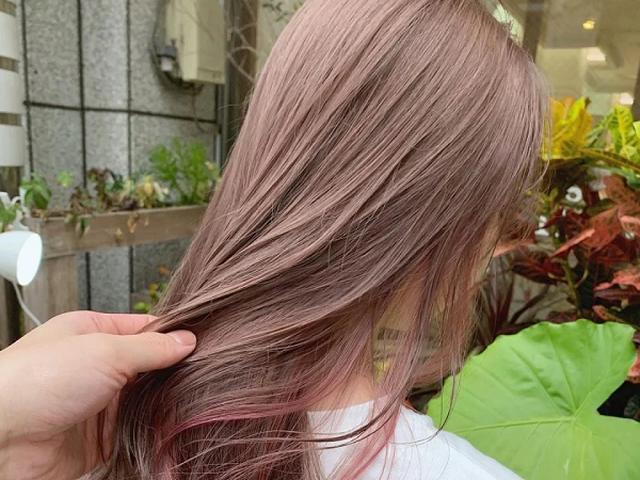 Bạn sẽ hài lòng về màu tóc sau khi được nhuộm tại Zema