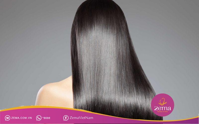 Zema sẽ giúp bạn có được một mái tóc khỏe mạnh và suôn mượt