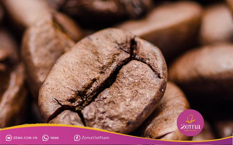 Hạt cà phê giúp đốt cháy chất béo để giảm cân