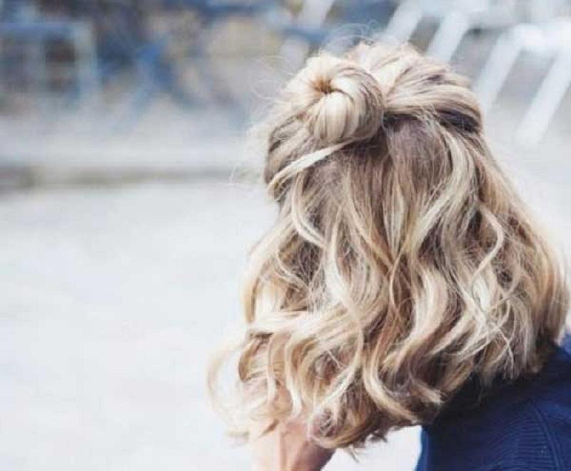 Mái tóc kiểu xoăn lượn sóng cho bạn trẻ trung và năng động hơn