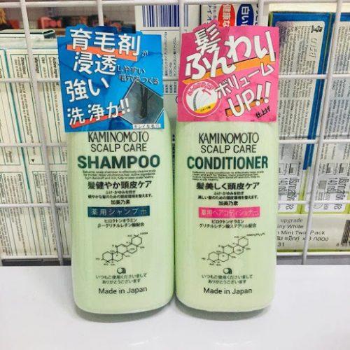 Dầu gội Shampoo Kaminomoto