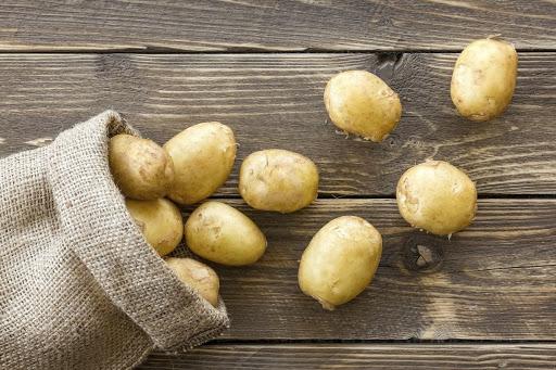 Khoai tây có tác dụng tuyệt vời trong việc trị mụn