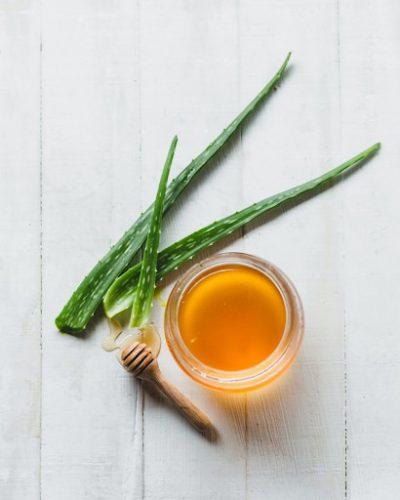 Nha đam và mật ong vừa trị mụn vừa tốt cho da