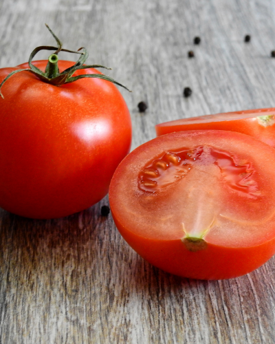Cà chua giúp trị nám da mặt hiệu quả