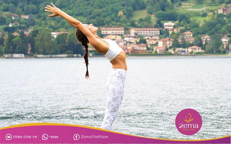 Các động tác yoga giúp cơ thể tăng cường quá trình trao đổi chất
