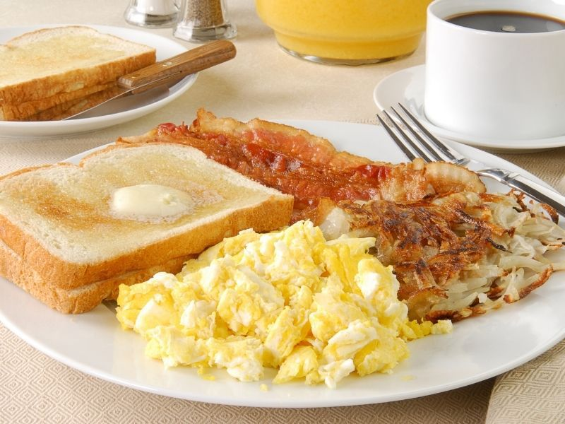 Hãy ăn sáng đúng giờ để giảm cân hiệu quả hơn