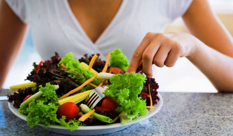 Ăn chay có giảm cân không còn tùy vào vào chế độ ăn của bạn