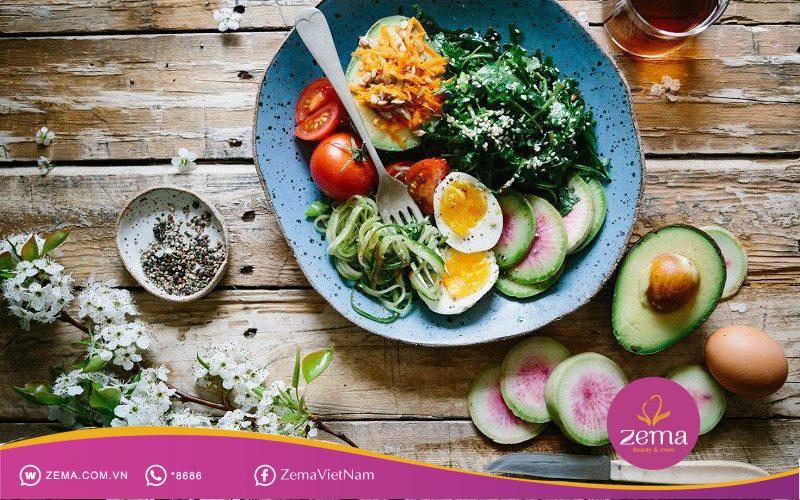 Ăn chay nhưng bạn vẫn phải đảm bảo bổ sung đầy đủ dưỡng chất