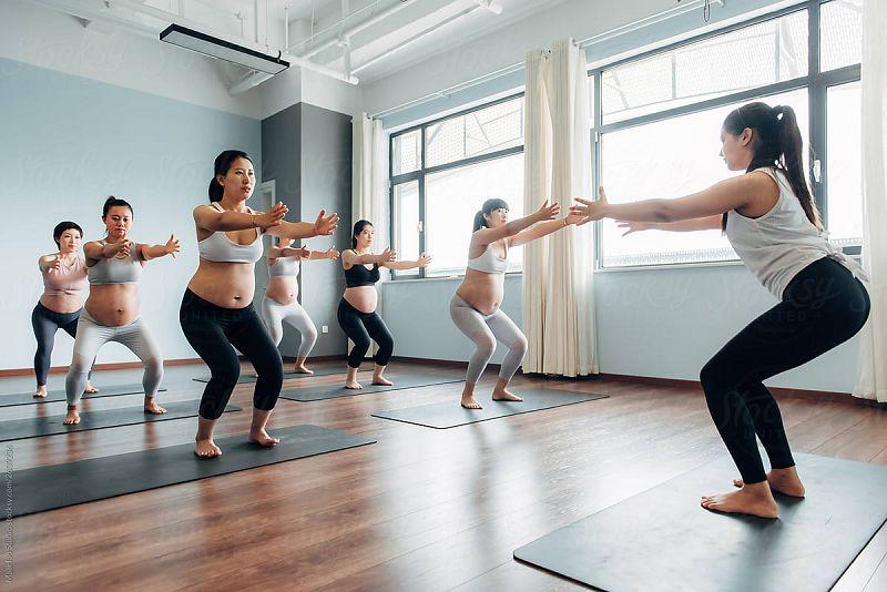 Thể dục nhịp điệu vừa an toàn vừa giúp cơ thể vận động hiệu quả