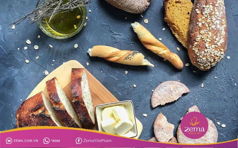 Một ổ bánh mì có gì bên trong?