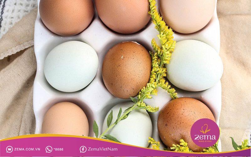Buổi trưa nên ăn gì để giảm cân thì trứng là lựa chọn tốt nhất