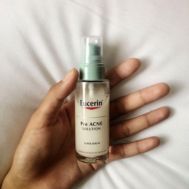 Serum trị mụn thâm Eucerin Pro Acne nhanh chóng