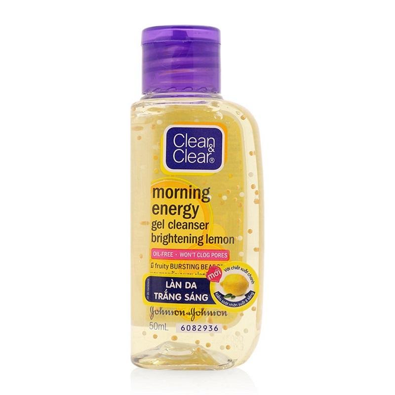 Clean & Clear là sản phẩm của hãng được phân phối rộng khắp