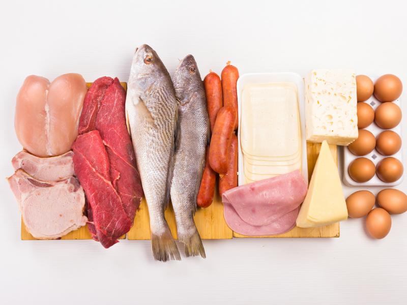 Tăng cường chất đạm giúp giảm cân tốt tại nhà