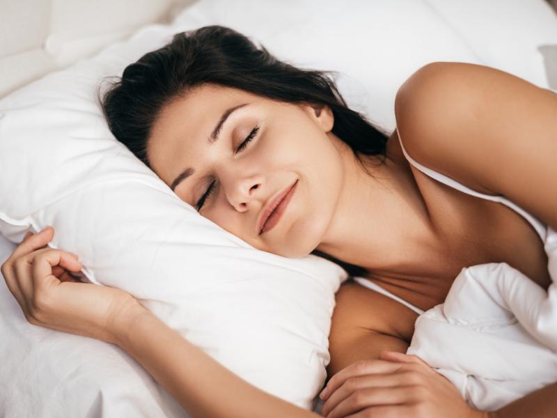 Ngủ đủ giấc cũng là cách giảm cân hiệu quả