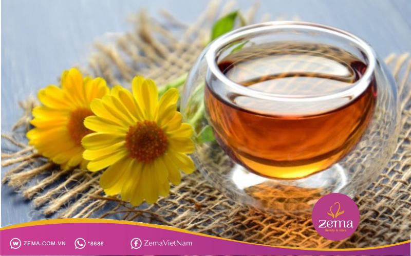 Trị nám tàn nhang bằng mật ong