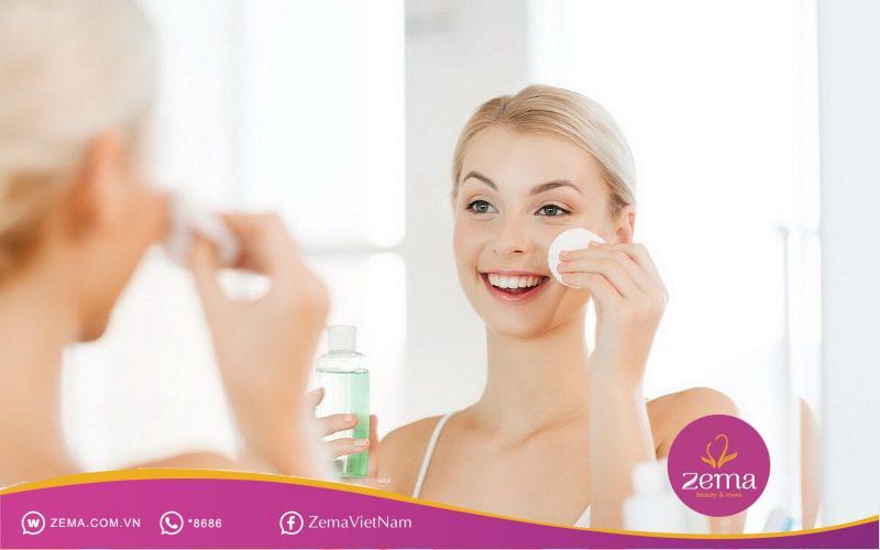 Lưu ý cấp ẩm cho da bằng lotion giúp da luôn căng mịn