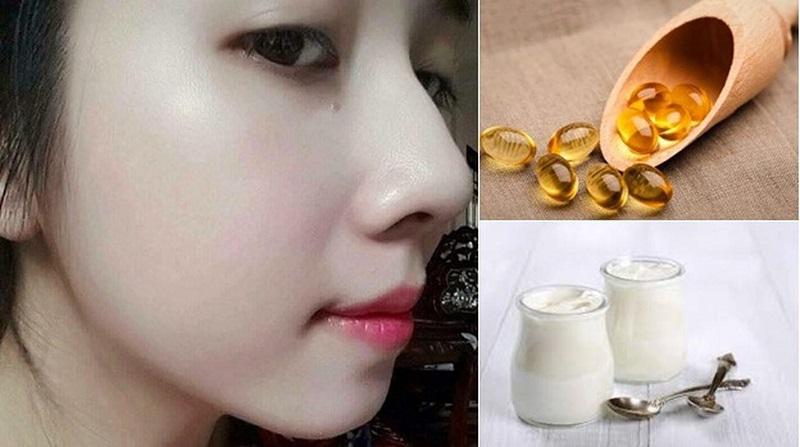 Công thức làm kem body trắng da tại nhà với viên nang vitamin E