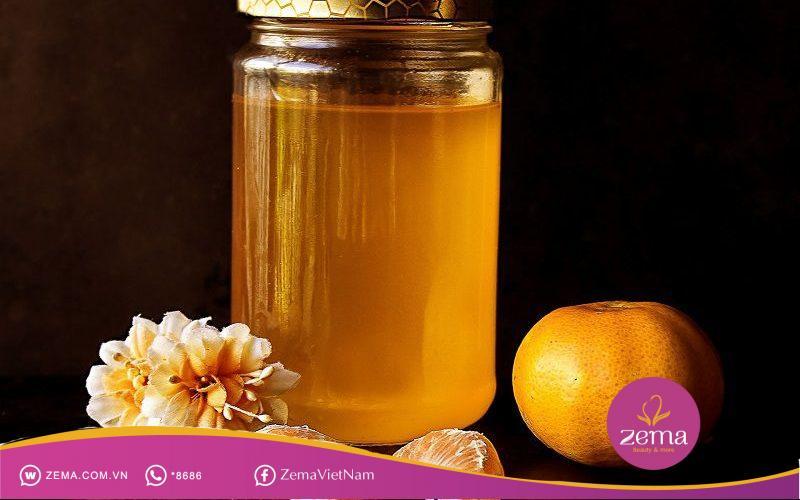 Mật ong là thần dược trong làm đẹp